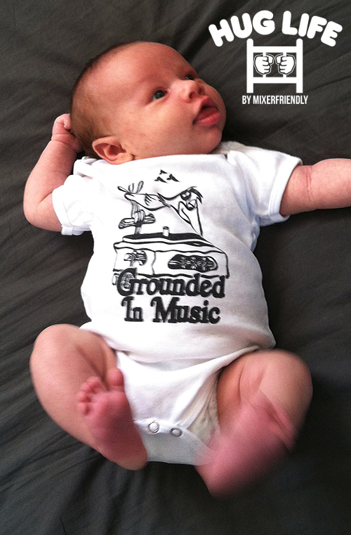grounded onesie